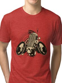 Music art Tri-blend T-Shirt