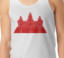Angkor Wat Ver.2.0 Khmer Temple Tank Top