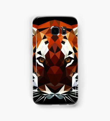 Geometric Tiger Samsung Galaxy Case/Skin