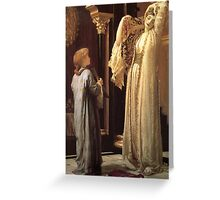 Leighton-Light of the Harem-c. 1880 Greeting Card