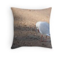 I lost something Throw Pillow