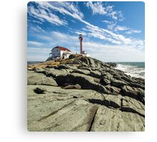 Cape Forchu Spring 2014 Canvas Print