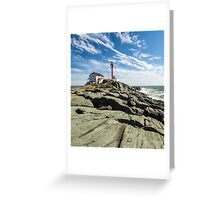 Cape Forchu Spring 2014 Greeting Card