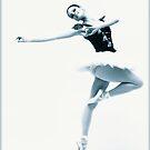 Ballet great Merrill Ashley in 1978 by Daniel Sorine