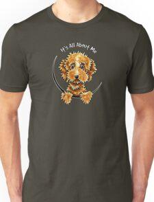Cockapoo Tan IAAM Unisex T-Shirt