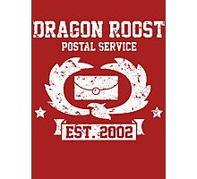 Dragon Roost Island Mail Photographic Print