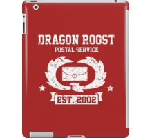 Dragon Roost Island Mail iPad Case/Skin