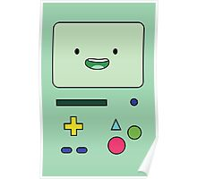 BMO Face Poster