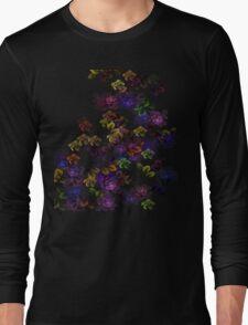 Florals Long Sleeve T-Shirt
