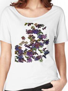 Florals Women's Relaxed Fit T-Shirt