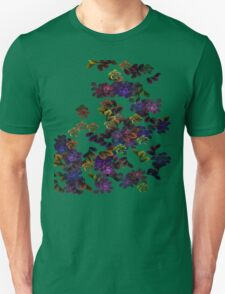 Florals Unisex T-Shirt