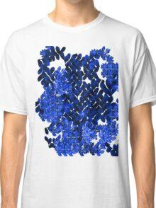 Blue Field Classic T-Shirt