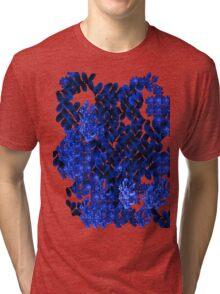Blue Field Tri-blend T-Shirt