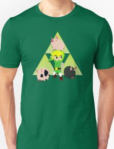 The Wind Waker Pigs T-Shirt