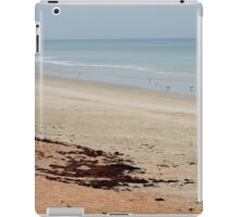 Atlantic Ocean in the Rain iPad Case/Skin