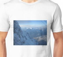 Mountains In Austria Unisex T-Shirt