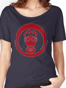 GLOBAL RED DYNAMICS Fresh Air  Women's Relaxed Fit T-Shirt