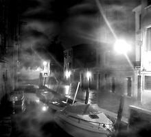 Venezia Notturna III by villrot