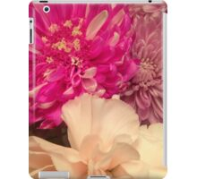 Flowers of the Theater  iPad Case/Skin
