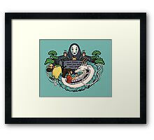 Spirit World Framed Print