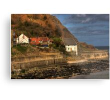 Runswick Bay - North Yorkshire #1 Metal Print