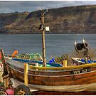 Runswick Bay - North Yorkshire #2 by Trevor Kersley