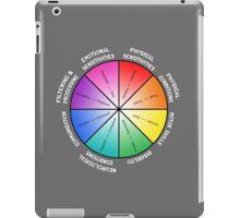 The Autistic Spectrum iPad Case/Skin