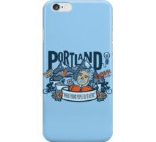 A Dream of the Nineties iPhone Case/Skin