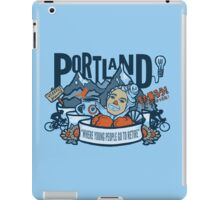 A Dream of the Nineties iPad Case/Skin