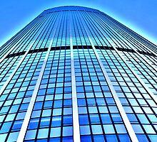 Montparnasse Tower  by Grahame Newell