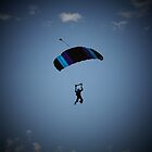 Spotlight on Skydiving by CherylBee