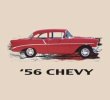 '56 CHEVY  by TWindDancer