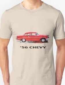 '56 CHEVY  Unisex T-Shirt