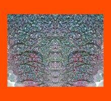 Illustrated Symmetry Kids Tee