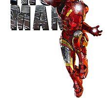 I Am Iron Man by snacksforshezza