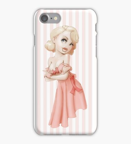 Pink Ribbon iPhone Case/Skin