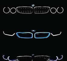 BMW 3 generations by citygirl415