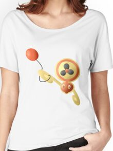 Rotom-Fan with Air Balloon (sans text) Women's Relaxed Fit T-Shirt