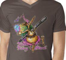 Troll Fairy Stank Mens V-Neck T-Shirt