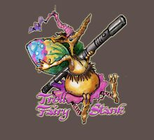 Troll Fairy Stank Mens V-Neck T-Shirt
