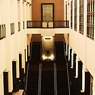 Art Deco Lobby by Darlene Virgin