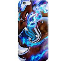 MEGA EVOLUTION! Charizard X  iPhone Case/Skin