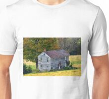 Fall At The Forgotten Farmhouse Unisex T-Shirt
