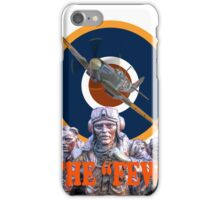 Battle Of Britain Tee Shirt - The Few iPhone Case/Skin