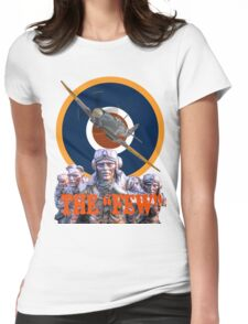 Battle Of Britain Tee Shirt - The Few Womens Fitted T-Shirt