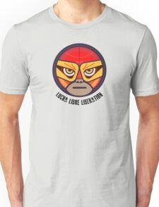 Lucha Libre Liberation (Gonzalez) Unisex T-Shirt