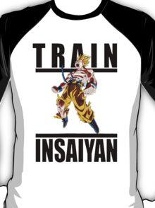 Train Insaiyan - Goku T-Shirt