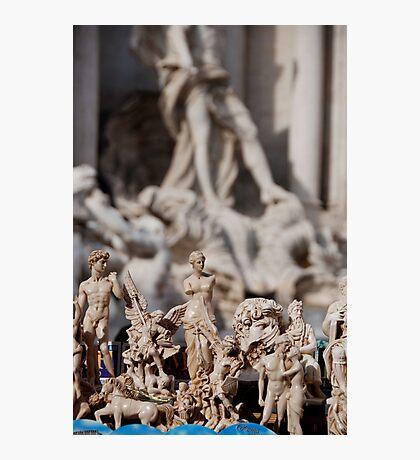 Roman Souvenirs Photographic Print