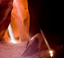 Nature's Light Show by Tomas Abreu