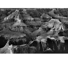 Late Day Light, Grand Canyon Photographic Print
